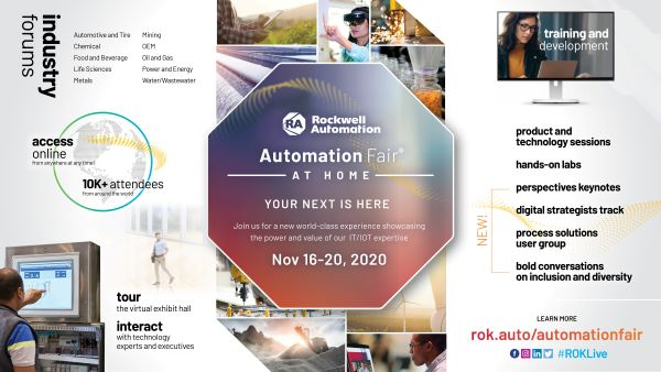 Automation Fair At Home