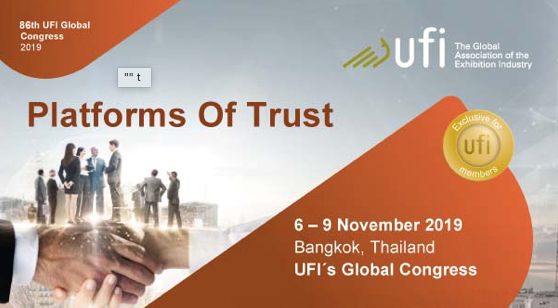 Image result for ufi global congress 2019