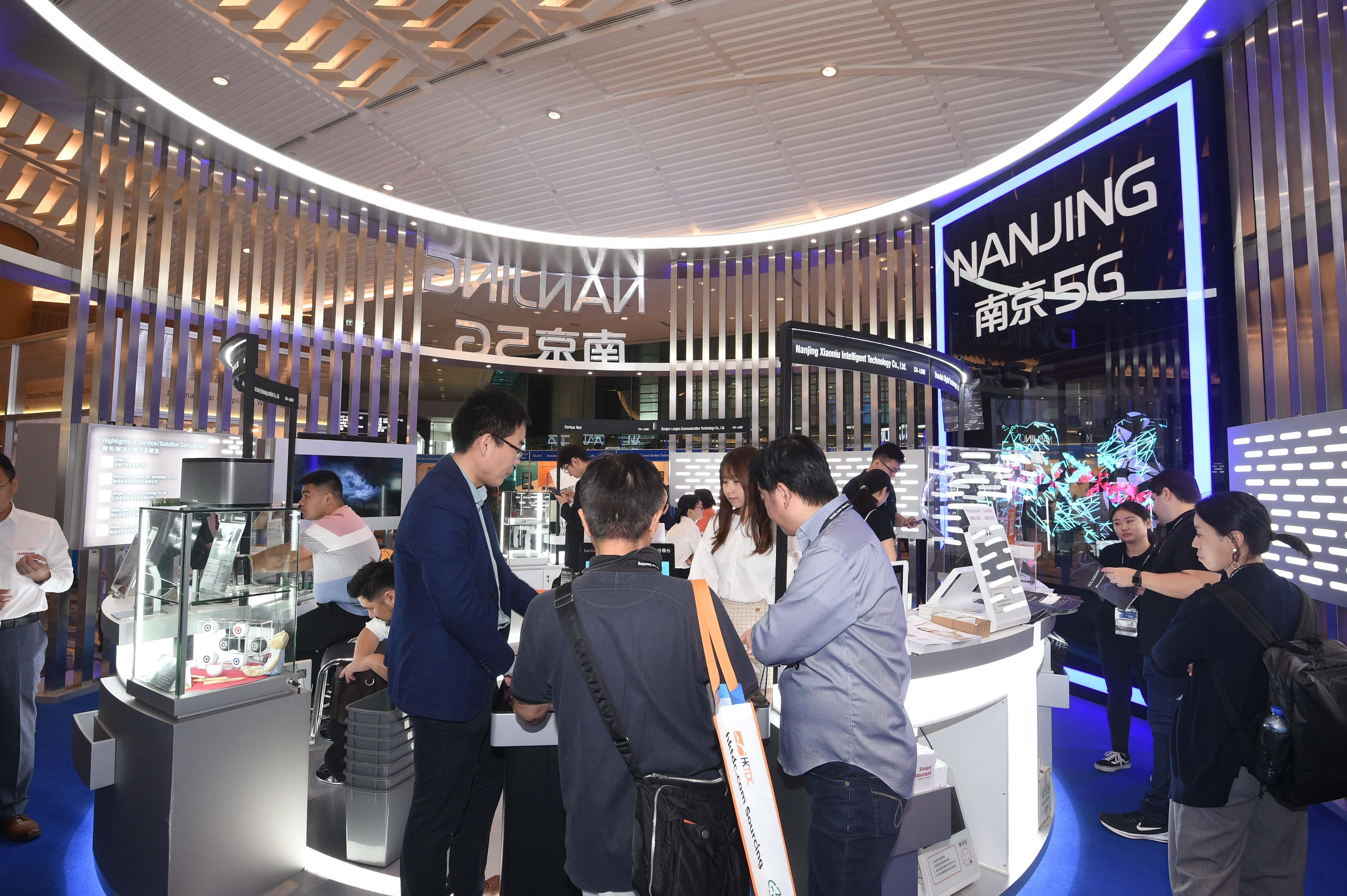Hong Kong Electronics Fair 2020.Hong Kong Electronics Tradefairs Thrive Despite Protests