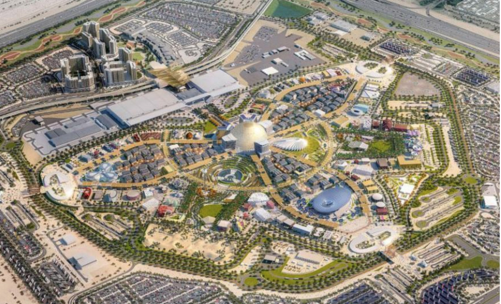 Expo 2020 Dubai to explore date change under impact of Covid-19