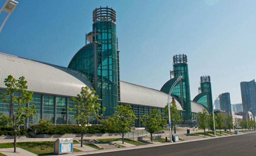 Direct Energy Centre   Exhibition World